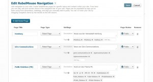 RebelMouse Subpage Tags