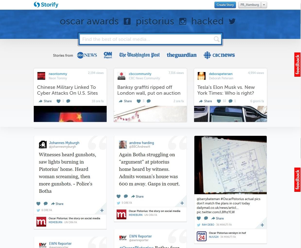 4_Storify_Startseite